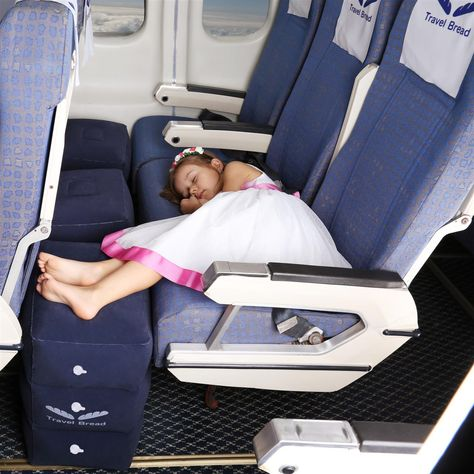 Incredible Kids Airplane Travel Bed For Long Flights Gmtry Best Dining Table And Chair Ideas Images Gmtryco