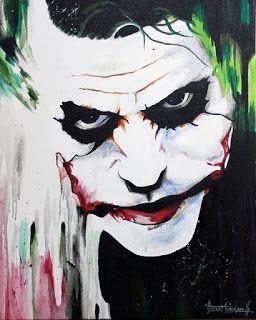 صور الجوكر 2021 Hd احلى خلفيات جوكر متنوعة Joker Painting Joker Art Joker Pics