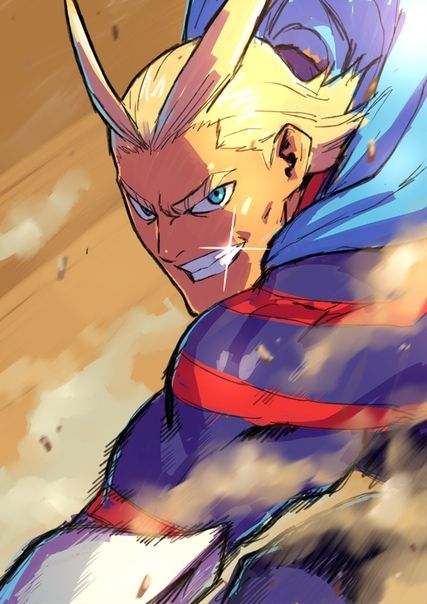 All Might Boku No Hero Academia With Images My Hero Anime
