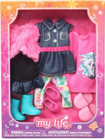 My Life 7 Doll Clothes American Girl Doll Accessories Doll