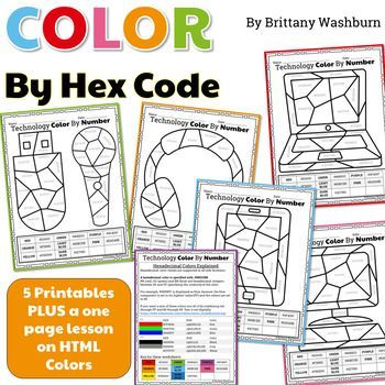 Computer Class Coloring Page Mouse Computer Computer Class Color Worksheets