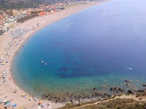 Baia Del Tono Ngonia Milazzo Me Most Beautiful Beaches