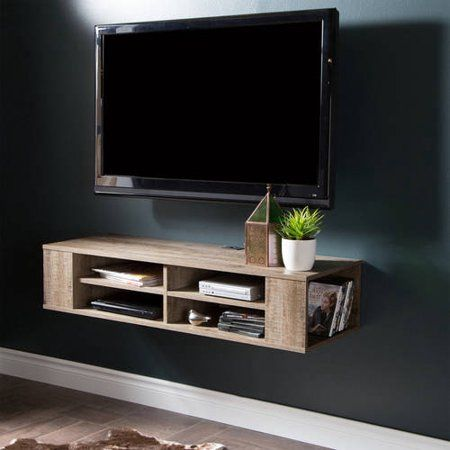 South Shore City Life 48 Inch Wall Mounted Tv Stand Multiple