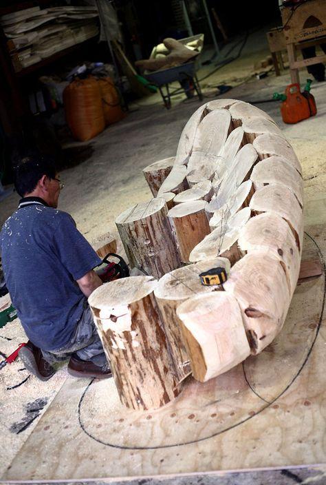 작가 이재효 | LEE JAE HYO Wood Sculpture