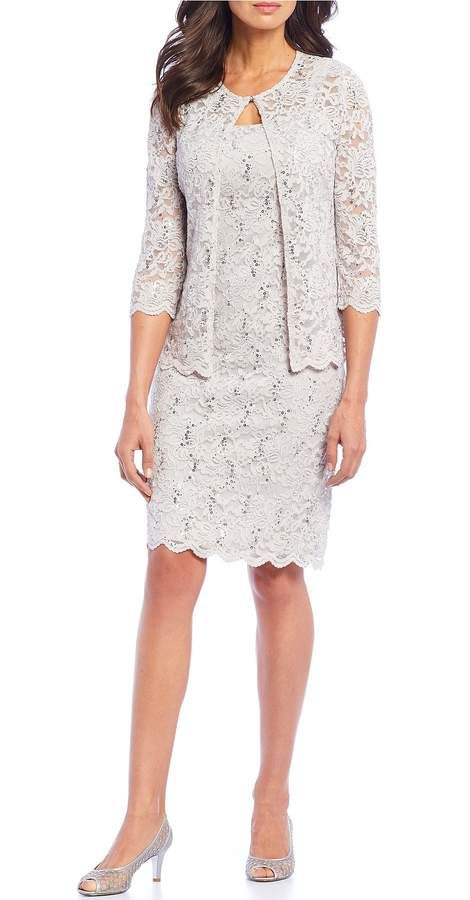 Marina Sequin Lace Jacket Dress Sponsored Sponsored Sequin Marina Lace Lace Jacket Dress Jacket Dress Lace Jacket
