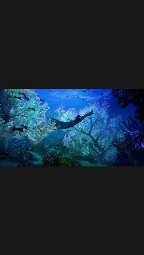 Pandora on earth Avatar
