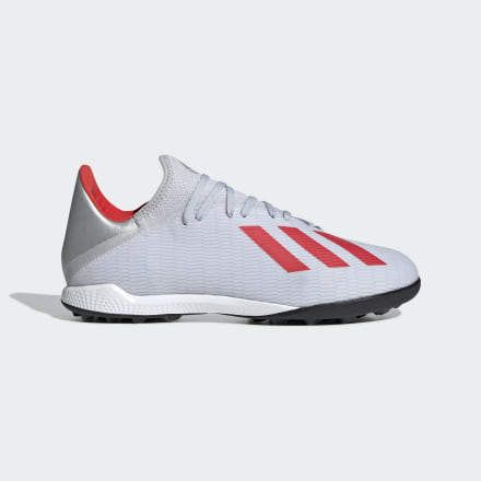 X 19 3 Turf Shoes Turf Shoes Astro Turf Trainers Silver Shoes
