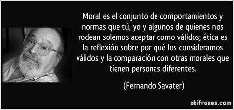 Etica Y Moral Frases Buscar Con Google Moral Frases La