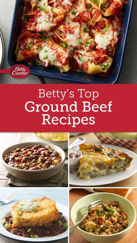 Our Greatest Ground Beef Recipes Of All Time Ground Beef Recipes Beef Steak Recipes Beef Recipes