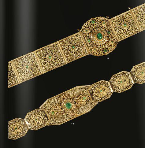 nouveau pas cher grandes marques style actuel Épinglé sur Moroccan Moorish Jewelry Vintage