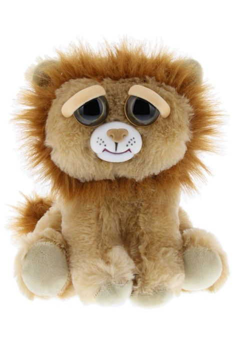 Cat Toys Interactive William Mark Feisty Pets Marky Mischief Plush Adorable Plush Stuffed Lion That Turns Feisty With A Squ Pets Bunny Toys Animal Plush Toys