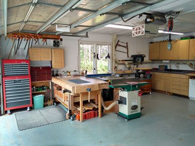 Stu Klausner Woodworking Workshop Woodworking Workshop Woodworking Workshop Layout Woodworking