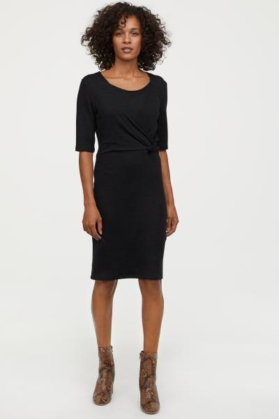 Mama Nursing Dress Black Ladies H M Gb Nursing Dress Dresses Maternity Wear Dresses