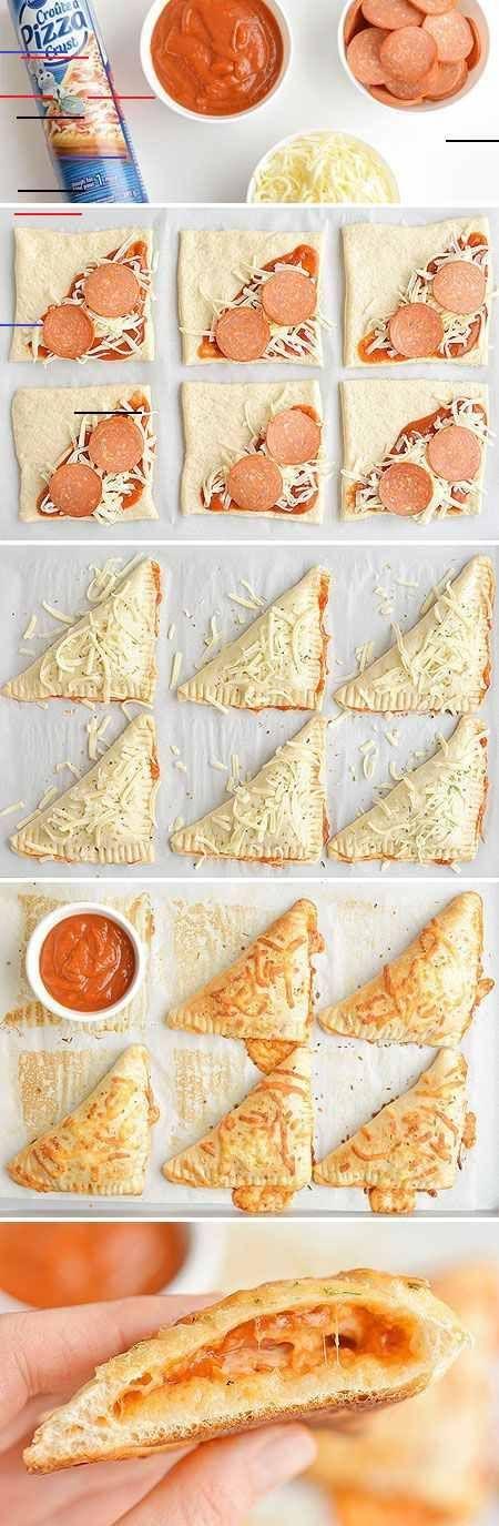 Diese Einfachen Kasigen Hausgemachten Pizzataschen Diese Einfachen Kasigen Hausgemachten Pizzataschen Diese Einfachen H Homemade Pizza Easy Cheesy Recipes