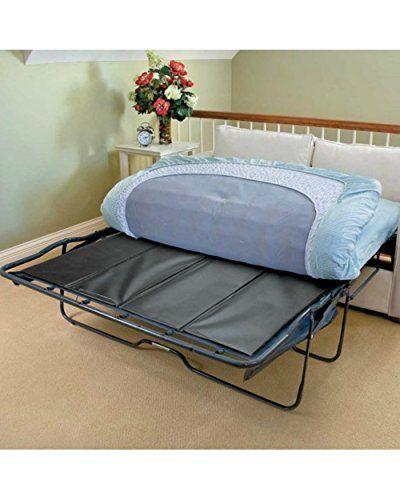 Use A Sleeper Sofa Bar Shield To Make Any Sofa Bed More