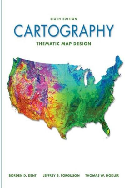 2008 Cartography Thematic Map Design By Jeff Torguson Science Engineering Math Map Design Cartography Map