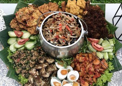 Resep Nasi Liwet Teri Komplit Oleh Ratih Damayanthi Resep Resep Masakan Resep Masakan Indonesia