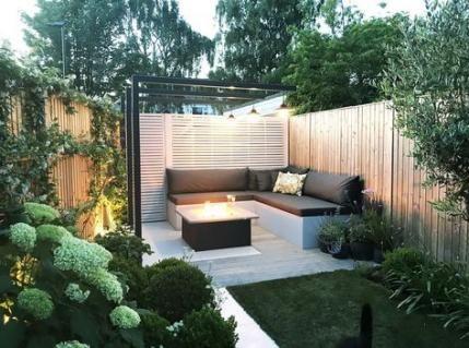 Super Garden Design Narrow Fire Pits 15 Ideas Modern Garden Design Small Courtyard Gardens Backyard Garden Design