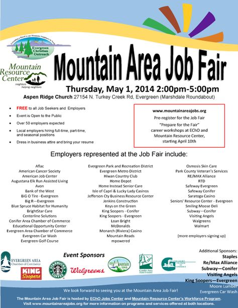 Evergreen 9 Health Fair! | Things To Do In Evergreen | Pinterest ...