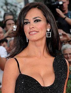 Sicilian beauty Maria Grazia Cucinotta was born in Messina in