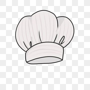 White Chef Hat Illustration Chef Hat Clipart White Chef Hat Fashion Chef Hat Png Transparent Clipart Image And Psd File For Free Download Business Cards Creative Santa Hat Vector Chefs Hat
