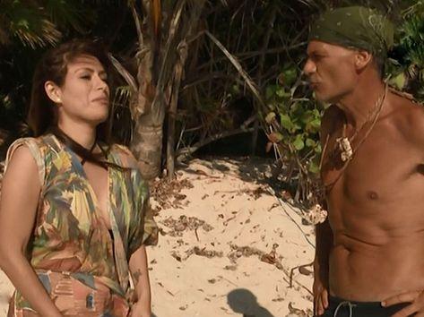 El furtivo beso entre Miriam Saavedra y Carlos Lozano