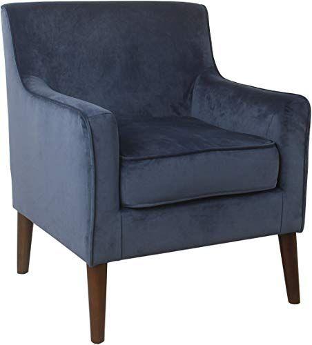 Best Seller Spatial Order Kaufmann Modern Velvet Accent Chair