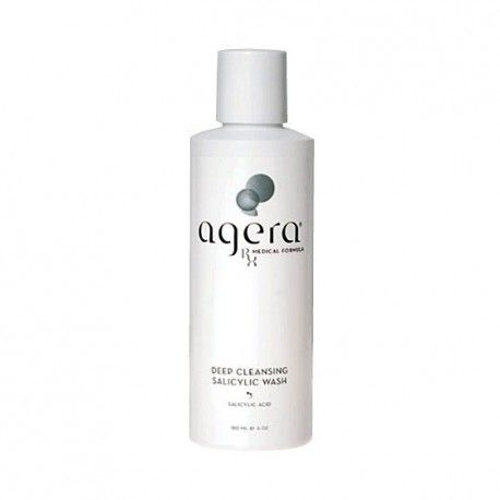 Agera Rx Deep Cleansing Salicylic Wash