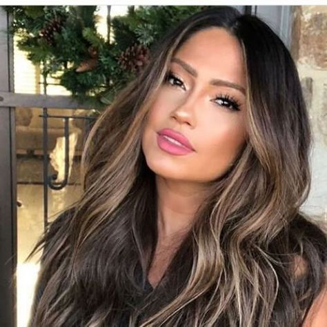28 Gorgeous Balayage Hair Dark Color Ideas  Take a look at some of the extensions on our page, we'd love to get your opinion! We've got a 48-hour discount happening for 70% off! ❤️