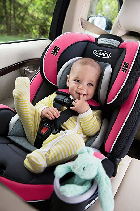 Amazon Graco 4ever 4 In 1 Convertible Car Seat Azalea One Size For 199 Reg 299 As Of 7 8 2018 7 32 Pm Cdt Deals Finders Car Seats Baby Car Seats Convertible Car Seat