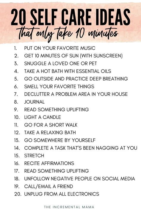 This guide will help you create a daily self care routine as a busy mom. Create healthy everyday self care practices for both morning and nighttime with this essential self care guide.