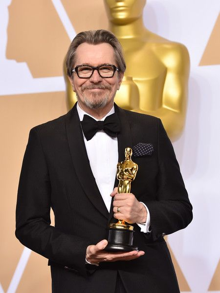 Gary Oldman - Celebs Turning 60 In 2018 - Photos