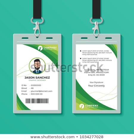 Creative Id Card Template Perfect For Any Types Of Agency Corporate Offices And Companies You Can Visiting Card Design Psd Visiting Card Design Card Design