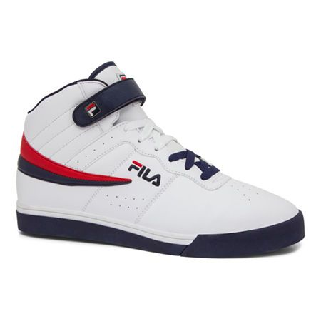 Fila Vulc 13 Mid Plus Mens Sneakers   Sneakers fashion