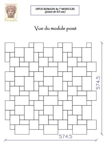 L Opus Romain Azulejos