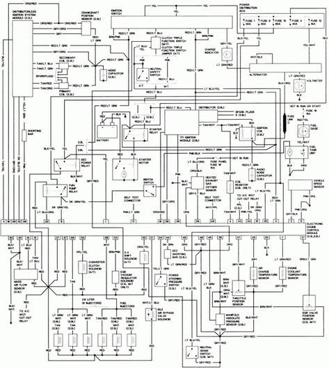 12 94 Ford Ranger Engine Wiring Diagram1994 Ford Ranger 4 0 Engine Wiring Diagram 1994 Ford Ranger Engine Wiring D In 2020 Ford Ranger 2002 Ford Ranger Ford Explorer