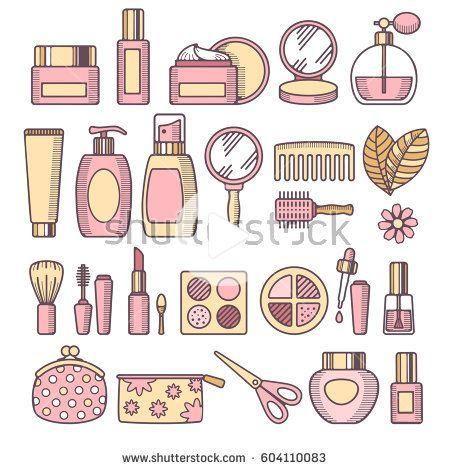 Cosmetics Ilration