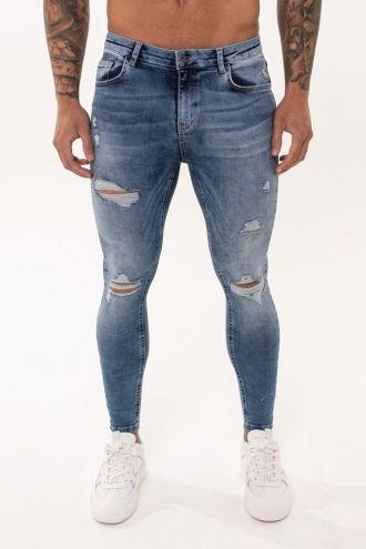 Super Skinny Spray on Jeans – Light