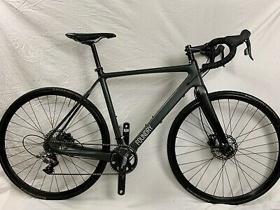 Buy Foundy Harrow Carbon Fiber Gravel Bike Road Cx Sram Rival