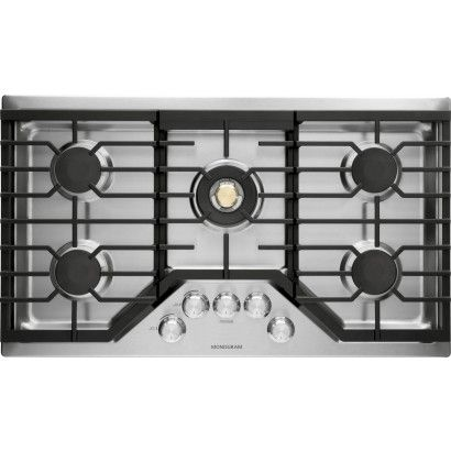 Ge Monogram 36 Gas Cooktop