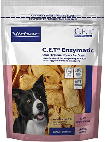 Amazon Co Uk C E T Veggiedent Chews Regular 30 Chews Pet