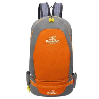 69798ae4b670 Tanluhu 637 Nylon Sports Bag Folding Backpack Outdoor Climbing ...