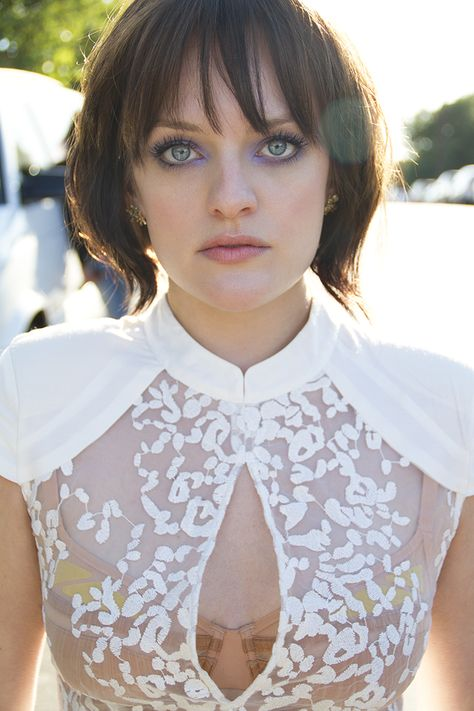 Elisabeth Moss (Born: Elisabeth Singleton Moss - July 24, 1982 (age 32), Los Angeles, CA, USA) as Peggy Olson