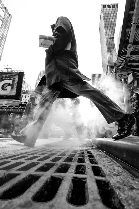 NYC by Tom Spader on 500px.com #streetphotography #blackandwhite