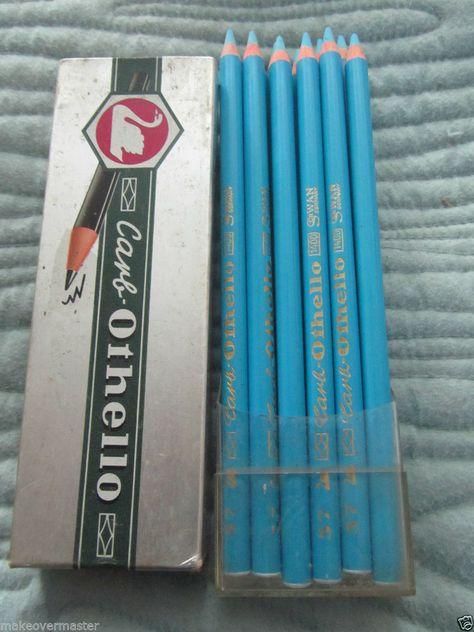 Stabilo Pencils VINTAGE AD POSTER Sussman Germany 1920 24X36 Unique New PY1