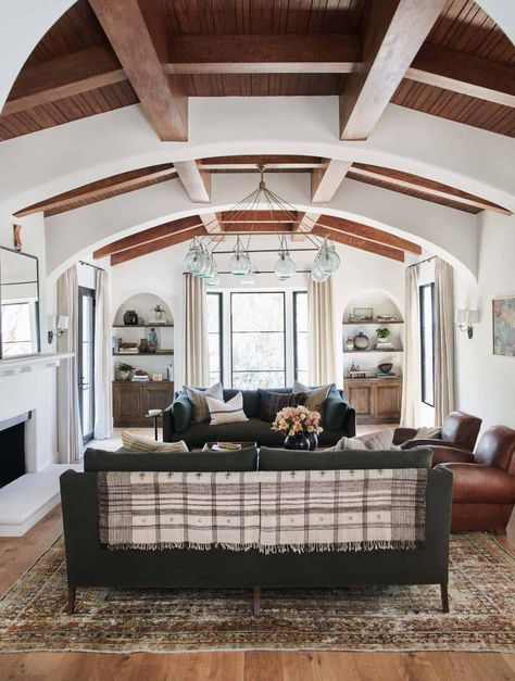 Dream House Tour: Beautiful Spanish Revival Home in Los Angeles