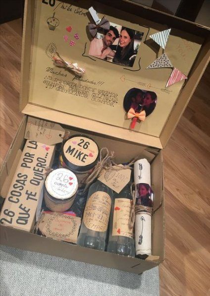 23 Ideas Birthday Surprise Boyfriend Gift Ideas Valentines Diy Birthday Gifts Diy Gifts Boyfriend Gifts