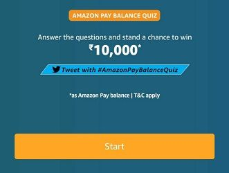 Amazon Pay Balance Quiz Answers Win 10000 Rs In 2020 This Or That Questions Quiz Answers