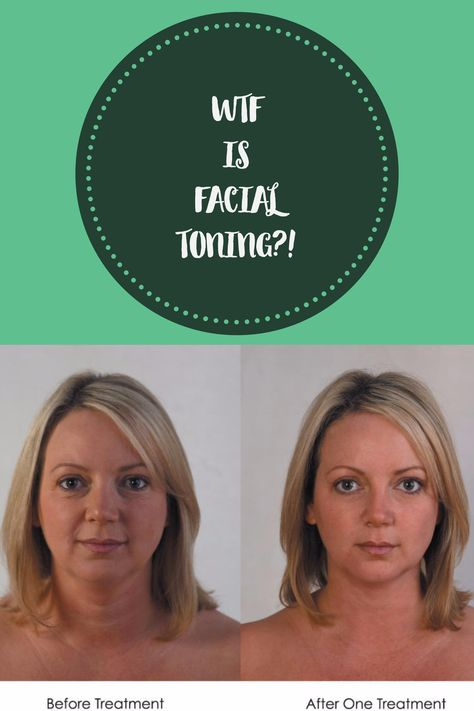 Facial toning is like fitness for your face. The NuFACE facial toning device turns back the hands of time in less time than it takes to drink your am coffee!