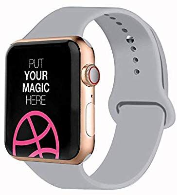 Amazon Com Vati Sport Band Compatible For Apple Watch Band 38mm
